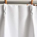 サンローズ シャットネス ホワイト 幅100×丈200cm 1枚入
