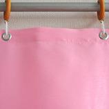 シャワーS・シャーベット 幅142×180 ピンク│お風呂用品・バスグッズ シャワーカーテン