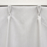 サンローズ 遮光1級・防炎カーテン ミスティオ 幅100×丈135cm アイボリー 1枚入