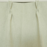 サンローズ 遮光1級・防炎カーテン ミスティオ 幅100×丈178cm モスグリーン 1枚入