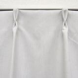 サンローズ 遮光1級・防炎カーテン ミスティオ 幅100×丈185cm アイボリー 1枚入