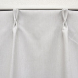 サンローズ 遮光1級・防炎カーテン ミスティオ 幅150×丈105cm アイボリー 1枚入