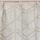 サンローズ カルテ ベージュ 幅100×丈135cm 1枚入│カーテン・ブラインド ドレープカーテン