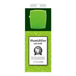 トップランド ボトル加湿器キューブ グラスグリーン