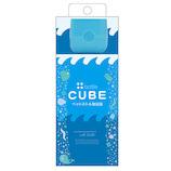 トップランド ボトル加湿器 キューブ SH-CBZK35 ブルー