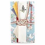 フロンティア 祝儀袋 寿 桜 ツル SG‐252