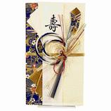 フロンティア 祝儀袋 寿 扇の舞 青 SG‐253