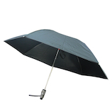 UVION 耐風ステッパー58 7920 ブラック│レインウェア・雨具 折り畳み傘