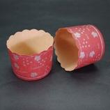 紙製マフィンカップ(M-54) グレープワイン/5枚入