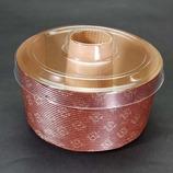 紙製シフォンケーキ焼型(M-405) 茶/S/2枚入