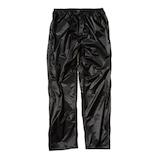 マック ULレインパンツ Lサイズ AS-35 ブラック│レインウェア・雨具 レインコート・ポンチョ