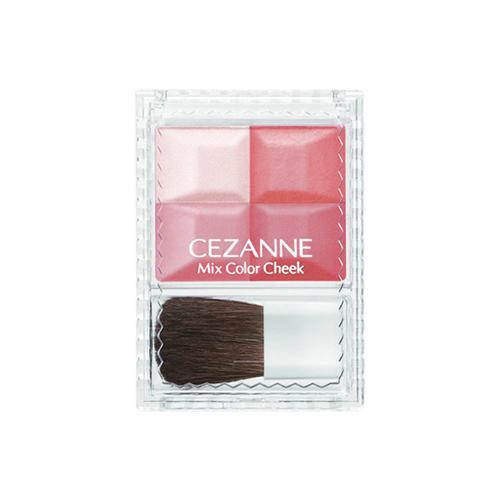 セザンヌ ミックスカラーチーク 01 ピンク系