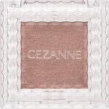 セザンヌ(CEZANNE) シングルカラーアイシャドウ 09 グレイッシュブラウン│アイメイク アイシャドウ