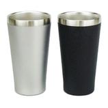 リュクス ペアメタルサーモタンブラー マット 52104-4 シルバー/ブラック│食器・カトラリー グラス・タンブラー