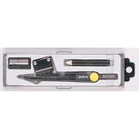 ドラパス ドラボーイ・鉛筆芯コンパス ブラック 05-802