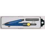 ドラパス ドラボーイ・シャープコンパス0.5mm ブルー 05-801B