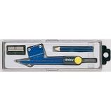 ドラパス ドラボーイ・鉛筆コンパス ブルー 05-802B│定規・コンパス コンパス
