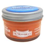 M.MOWBRAY エム.モゥブレィ シュークリームジャー 50ml オレンジ│靴磨き・シューケア用品 靴クリーム・靴墨