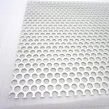 アルミパンチング板 丸型 A‐12 200×300×0.5mm