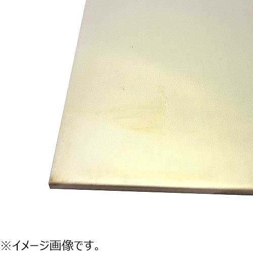 泰豊 真鍮板 100×100×5mm