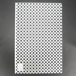 アルミパンチング板 丸十 1.0×200×300