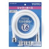 TOTO シャワーホース THY435LLCR ホワイト