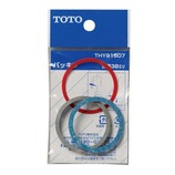 TOTO ロータンク排水弁用パッキン THY91507