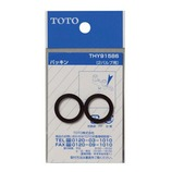 TOTO パッキン THY91586│配管部品材料・水道用品 蛇口ゴムパッキン