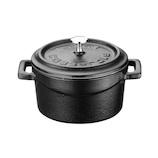 ラバ(LAVA) ラウンドキャセロール LV10RM 10cm│鍋 両手鍋