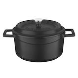 ラバ(LAVA) ラウンドキャセロール LV20RM 20cm│鍋 両手鍋