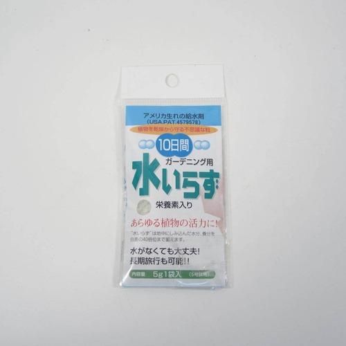 東急ハンズ ネットストアで買える「綿半 10日間水いらず 5g」の画像です。価格は129円になります。