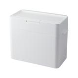 like-it Seals 密封ダストボックス9.5 ホワイト│ゴミ箱 キッチン用ゴミ箱