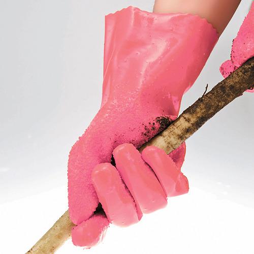 簡単皮むきグローブ ムッキー 女性こども用 ピンク