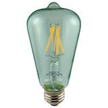 デコライト フィラメント スタンダード アンティーク球 LDS4L/A/S/D クリア│LED電球・LED蛍光灯