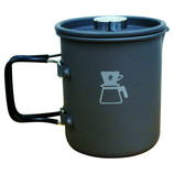 <東急ハンズ> ハイマウント コーヒーメーカー 約750ml画像