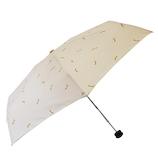 HUS. スマートデュオ 晴雨兼用折りたたみ傘 54550 チータ