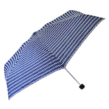 HUS. スマートデュオ 晴雨兼用折りたたみ傘 54551 マウンテン