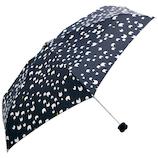 HUS. スマートデュオAir ナイトニャンコ│レインウェア・雨具 折り畳み傘