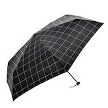 HUS. カーボンEスリム55 折りたたみ傘 55611 ウィンドウペイン│レインウェア・雨具 折り畳み傘
