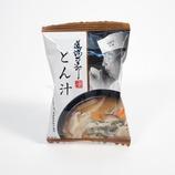 道場六三郎 とん汁 1食分 1115000