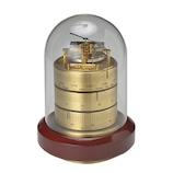 バリゴ 温湿気圧計 BG3026 ゴールド