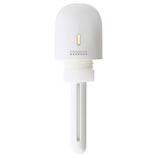 プリズメイト(PRISMATE) 充電式ポータブル加湿器 PR-HF039 ホワイト