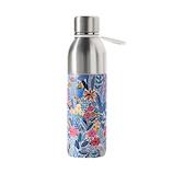 プリズメイト(PRISMATE) 2WAYステンレスボトル タンブラーキャップ付 PR‐SK020 フラワー