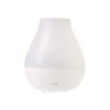 プリズメイト(PRISMATE) ダブル抗菌上部給水超音波式加湿器 LuLuPure middle PR-HF048 ホワイト│生活家電 加湿器