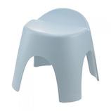リッチェル アライス 腰かけ 30H ブルー│お風呂用品・バスグッズ 洗面器・風呂桶