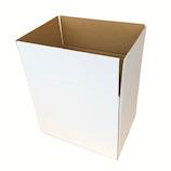 セノハウス用材 白ダンボール箱 大 590×430×500 【店頭のみ商品】│梱包資材 段ボール箱