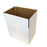 セノハウス用材 白ダンボール箱 中 490×330×400│梱包資材 段ボール箱