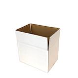 セノハウス用材 白ダンボール箱 小 400×270×270
