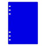 ノックス(KNOX) A5 52470600 ブルー 2枚入