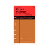 KNOX(ノックス) プロッター プロジェクトマネージャー バイブル PLT0008-B 77716433 6色セット